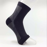 ankle brace sock - Elastic Ankle Support Protection Sport Sock Running Injury Sprain Brace Foot
