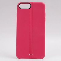 apple iphone articles - New Fashion TPU Rubber Phone Cases Double Article Shockproof Protective Shell for iphone TPU Soft Back Cover Protector Shell
