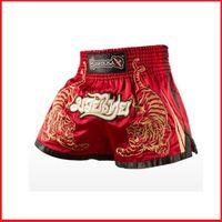 Wholesale NEW HAYABUS Pro MMA Fight Shorts TIGER Cage Fight Grappling MuayThai MMA Boxing Shorts