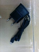 OEM para la galaxia S2 de Samsung I9100 Nota Micro USB cargador de la pared del adaptador de viaje US ETA0U10JBS 100 PC