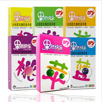 Wholesale 60pcs Oral Sex Condoms Fruit Flavor Condom Sex Products Condones For Oral Sex Perfect Sex Pleasure Preservativo