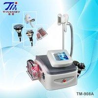 Wholesale Protable slimming lipo laser fat burning cavitation fat freezing cryolipolysis machine