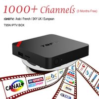 best tv receivers - Best IPTV Box Android TV Box T95N Sky IPTV Receiver Sky French Turkish Netherlands Channels Better Than MXV Android TV Box