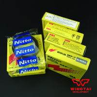 Wholesale NITTO DENKO Bag sealing tape UL T0 mm W13mm L10m Silicone Adhesive tape