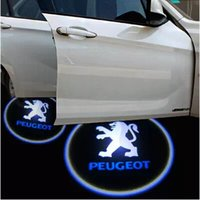 Wholesale High quality Peugeot Car door Projection light fourth generation car welcome light V3W