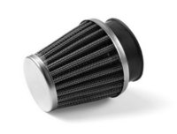 air powered scooter - New X MM Air Filter Fit For Motorcycle Chrome Power Scooter Cone race Replace Ne