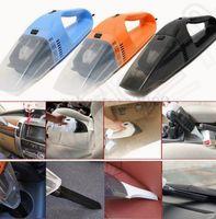 Wholesale 3 color LJJK304 Car Cleaner Vehicle Auto Handheld Vacuum Dirt Wet Dry W V Mini Portable Auto Car Boat RV Vacuum Cleaner