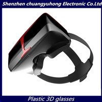 iphones - retail UCVR VR D Camera Virtual Reality Smart Glasses Degrees Full Immersive Gaming Experience For iPhones