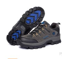 big canvas design - 2016 fation COUPLE Hiking Boots Canvas Upper Breathe design BIG SIZE US12 US13 Sport shoes three colors one pair