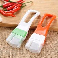 Wholesale XIANGJUN type handle kitchen knife cut onion device onion size
