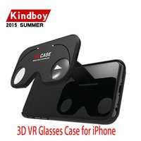 aspheric glasses - 2016 D VR Glasses Case for iPhone Plus Hybrid ABS and PC Virtual Reality Lens Cover for iPhone s Plus Figment Aspheric