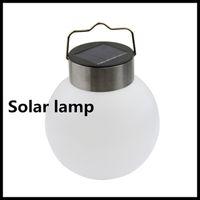 Automatic Light Sensor Outdoor: Wholesale-NEW Automatic light sensor Waterproof solar lamps Pendant Lights  Outdoor Courtyard lights solar Ball lamp Garden camping lights from  dropshipping ...,Lighting