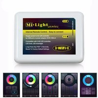 android app m - Dimmable MiLight Wireless Wifi LED RF Remote Controller APP iOS Android for RGBW RGB W WW Single Color led Lamp Bulb Strip light