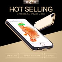 apple uk iphone case - High capacity ultra thin light chinless elegantly designed TPU iPhone6 power case with low price