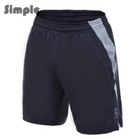 badminton fitness training - Men s and women s sport shorts running shorts pants breathable and quick drying fitness training badminton yp26