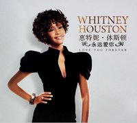 albums and songs - car CD CD Europe and the United States after the genuine Whitney Houston classic song album cd music CD discs sealed