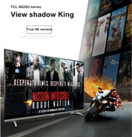 Wholesale TCL viewing king inches true K super core Android smart TV micro channel Internet TV LED TV popular products
