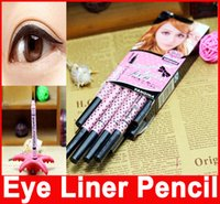 Wholesale Newest Arrivals Black Waterproof Pen Liquid Eyeliner Eye Liner Pencil Make Up Beauty Comestics Hot