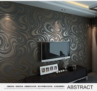 Wholesale Hot D mural wall roll modern stereo paper wallpaper rolls Papel de parede Sprinkle gold murals damask wall paper