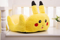 Wholesale The new pet bed Cartoon Pikachu Pet Bed Ideal for Small Animal dog sofa bed cat bed