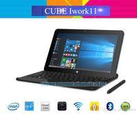 Wholesale New Arrival IPS Cube Iwork11 Stylus Windows Tablet PC x1080 Intel Atom X5 Z830 Quad Core HDMI MP MP Camera