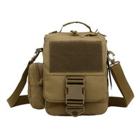 Wholesale Hot sale outdoor sports tactical package military camouflage shoulder bag multi functional cycling backpack leisure sports bag