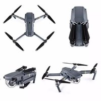 aerial video systems - Original DJI Mavic Pro New OcuSync Transmission System Pocket Size Drone with K Camera GPS and GLONASS VS DJI Phantom