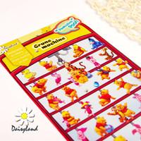 Autocollant de la Corée du Sud papeterie Daisyland machine de poupée 1099 enfants imprimer albums de dessins animés petits gros livres