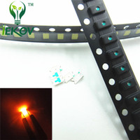 amber chip beads - 1000pcs SMD Orange Amber led Super Bright SMT LEDS Light Diode nm High Quality Chip lamp beads DIY Retail