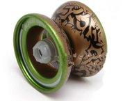 Wholesale Children s Day gift of new high grade alloy three bearing yo yo yo yo yoyo ball toys children s educational toys