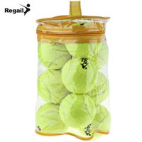 Wholesale Regail Tennis Training Ball Practice High Resilience Training Durable Tennis Ball Training Balls For Beginners Competition
