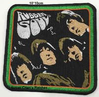 beatles patches - Beatles Iron on embroidery patch embroidery patches logo embroidery patches embroidery patches for clothing custom embroidery patches