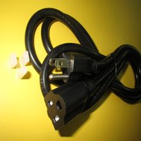 american power cable - Stock hot selling UL American Extension Cord ft Pin male to female for whole sales