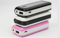 Cheap 5600mAh Power Bank Portable Backup External Battery Power Bank Charger For Universal Mobile Phone iPhone Samsung 5600 mah