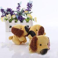 Wholesale new Small Animal Plush Toy Doll Key Chain Many Styles Of Random Shipment