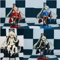 adult anime figurines - 17cm Sexy Figure Planet sex dolls for men Cast Off Adult Sex Robot Dolls PVC Action Figure Collection anime figures Figurine Model Toys