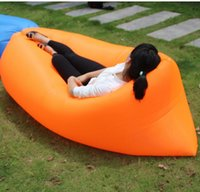 air cold balloon - Inflatable sleeping bag Lounger Air Filled Balloon Furniture with Carry Bag Inflates in Seconds Hangout as Lounge Chair Bean Bag Air Hammock