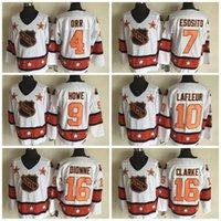 al por mayor chico de la vendimia-2016 All Star Boston Bruins 4 Jersey Bobby Orr, 9 Gordie Howe ICE Hockey Jerseys de retroceso, 16 Marcel Dionne Vintage, 10 Guy Lafleur, 7 Esosito