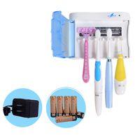 Wholesale SEAGO SG UV Pacifier Sterilizer Portable UV Razor Sterilizer Electric Toothbrush Bristle Head Sterilizer DHL