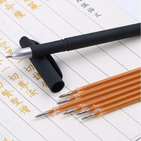 Wholesale High grade Gold Ink Gel Pen Refill mm Pen Refills Writing Supplies Material Escolar