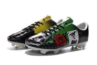 batman spikes - 2016 Unique Batman Joker football boots shoe Mercurial VaporX soccer shoes for men FG soccer cleats mens futbol boots original