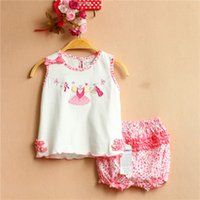 bebe cloth - 9M T Infant Girl Vest Pink Leopard outfit PC Set Bebe Sleeveless vest with ponk shorts preschool clothes casual cloth