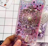 auger s - Liquid quicksand iphone6 s diamond following from apple plus set auger shell tide fashionable phone cases