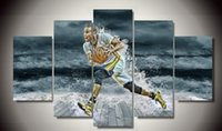 art curries - Framed Printed stephen curry splash picture Painting wall art room decor print poster picture canvas F