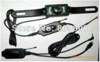 Wholesale Wireless Car Rear Backup Camera Reverse Wide View Vision for GPS with AV IN function