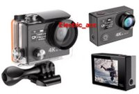 Wholesale Sports DV H8PRO H8R Ambarella A12chipset view angel real K Video Resolution fps WIFI Fuction Remoted Control Watch