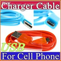 Wholesale For S5 Note Micro USB Cable Note4 Cable Micro USB Sync Data Cable Charging Charger Cable adapter For Samsung Galaxy S5 I9600 S4 V SJ