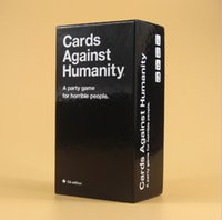 ads delivery - Immediate Delivery Against Humanity Cards CA Basic Edition Cards educational toys Against Game AD