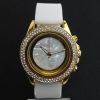 batteries names - Bling Crystal Women Girl Silica gel Quartz Wrist Watch Luxury Name Brand Women s Rhinestone Fashion M Sports Dress Wristwatches Style