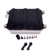 aluminum boxes for trucks - Remote Control Parts Accs Xtra Speed Aluminum SILVER AXIAL SCX10 Receiver Box For RC Car Crawler Truck